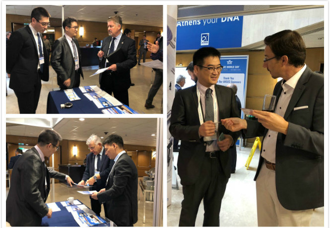 NUCTECH Attended the 27th AVSEC World and the Global Airport & Passenger Symposium