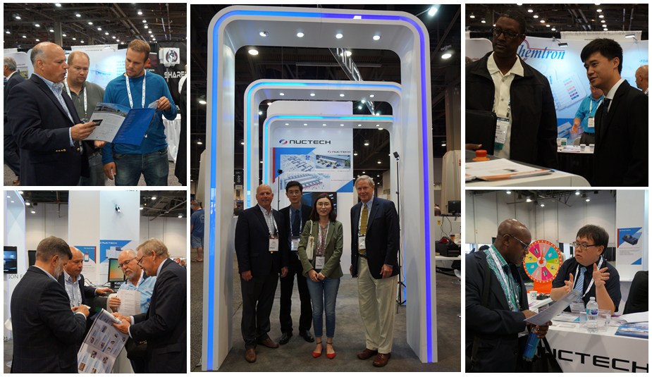 NUCTECH Participated the Global Security Exchange (GSX) Held in the United States