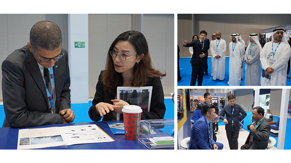 Nuctech successfully participated in the 2019 ACI Airport Exchange Exhibition